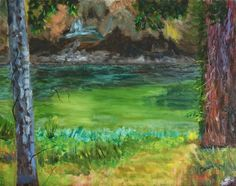 Fine Art By Caron: Sunlight on the Brazos