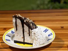 Hula Pie at Duke's in Waikiki, Hawaii.  The best!! It's a must have!! Yum yum