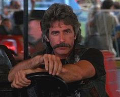 Today Sam Elliott is about as grizzled and as masculine a man as one could hope to find, a rough-hewn, longhaired guy for whom a term such a. Sacramento, Big Lebowski, Sam Elliott Pictures, Jesse Stone, Katharine Ross, Tom Selleck, Christen, Good Looking Men, Gorgeous Men
