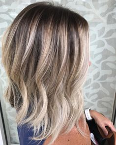 "2,745 Likes, 38 Comments - South Florida Balayage (@simplicitysalon) on Instagram: ""I'm feeling this balayage  used @Pravana Pure Light Creme Lightener and @uberliss kept her hair…"""