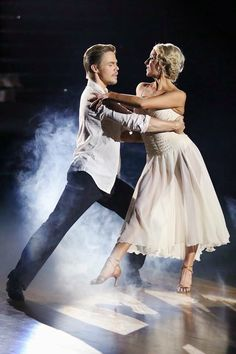 "Nastia & Derek Rumba ""my jam monday"""