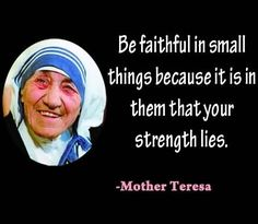 quotes from inspiring faithful people | famous quotes