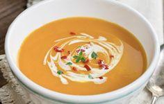 Ricette di Halloween: zuppa di zucca e zenzero | Cambio cuoco