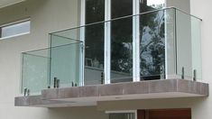 Frameless Glass Balcony Balustrade Northern Beaches - Pool Fencing Northern Beaches