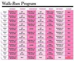 running training plan - Run-Walk Half Marathon Training Plans - . - run training plan – Run-Walk Half Marathon Training Plans – run - Marathon Training Plan Beginner, Half Marathon Training Programme, Running Training Plan, Running Humor, Running Tips, Running Plans, Training Workouts, Trail Running, Half Marathon Plan