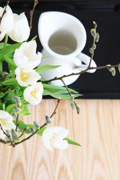 Easter table decoration idea from MILONI. www.miloni.pl/en