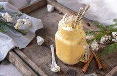 Eggnog - Rezept für cremigen Eierpunsch mit Eierlikör