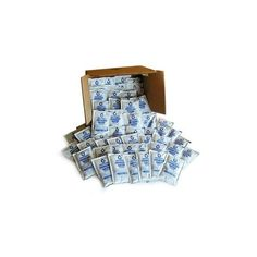 Datrex Emergency Water Pouches Case of 64 for Survival Kits, Disaster Supplies, 5 Year Shelf Life $29.99