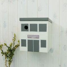 Personalised Workplace Bird Box