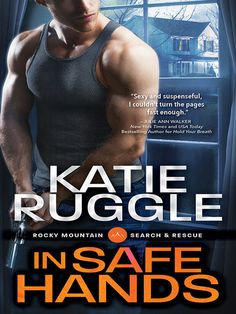 REVIEW & GIVEAWAY:  IN SAFE HANDS (Rocky Mountain Search and Rescue #4) by Katie Ruggle at The Reading Cafe.  In Safe Hands by Katie Ruggle is the 4th and final book in her Search and Rescue series.   This was a fun and exciting series that introduced us to some wonderful characters, great couples and a mystery that continued to flow into the next book. In Safe Hands leads to all of them working together to find the true killer…