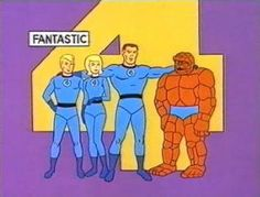 Marvel Animation Age - The Fantastic Four (1967)