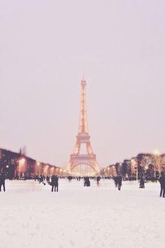 L'hiver à Paris