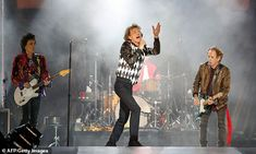 Mick Jagger, is in high spirits as he performs for the first time since undergoing heart surgery as the Rolling Stones resume their U. Mick Jagger, Rolling Stones, The One, Surgery, First Time, In This Moment, Concert, Resume, People
