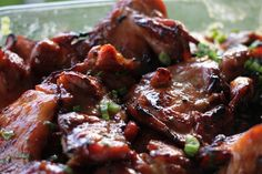 This is the best Hawaiian BBQ you will have. Its better than at the Hawaiian BBQ restaurants because its cheap and easy to make. I Love Food, Good Food, Yummy Food, Beef Recipes, Cooking Recipes, Salad Recipes, Smoker Recipes, Cooking Tips, Recipies