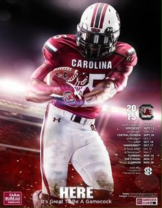 August 2015 – Page 2 – Poster Swag Gamecocks Football, Lsu, College Football, Carolina Football, South Carolina Gamecocks, Sec Games, Sports Graphic Design, Sports Graphics, D 20