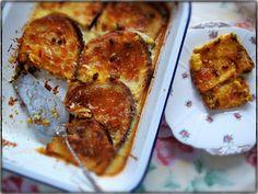 MsMarmiteLover: Recipe: brioche and marmalade pudding