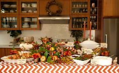 Tips to create the perfect Thanksgiving buffet