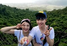 Joy and Sungjae continue to make hearts flutter with undeniable chemistry Wgm Couples, Kpop Couples, Cute Couples, Sungjae And Joy, Sungjae Btob, Seulgi, Kpop Girl Groups, Korean Girl Groups, Yongin