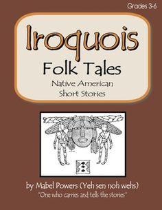 #NativeAmericans:  Iroquois Folk Tales