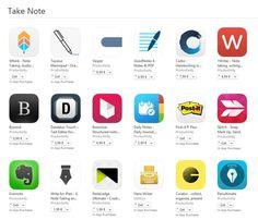 Cele mai bune aplicatii pentru notite recomandate de Apple   iDevice.ro