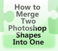 merging shapes tutorial