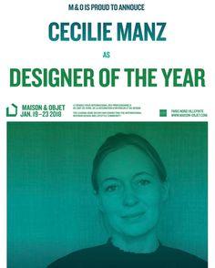 Cecilie Manz: Qui est le designer de l'année de Maison et Objet 2018? | Magasins Déco | Les dernières tendances pour votre maison