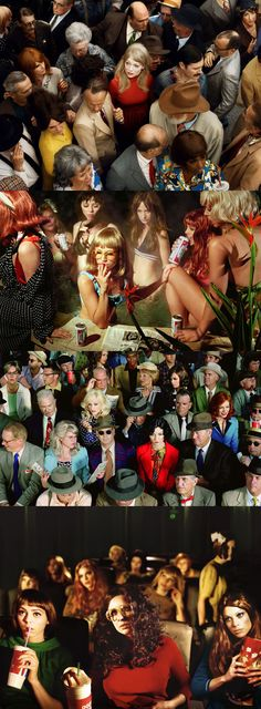 Alex Prager-Faces in the Crowd.