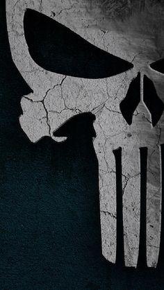 The Punisher artwork Marvel Comics Punisher / Wallpaper Punisher Marvel, Marvel Comics, Punisher Logo, Punisher Skull, Bd Comics, Marvel Vs, Daredevil, Wolverine, Ps Wallpaper