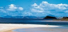 Northland district - top of the North Island NZ a typical beach near Whangarei