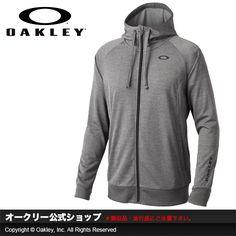 まもなく終了楽天スーパーセール■第1弾セール対象【OAKLEY】オークリー トレーニング用パーカー