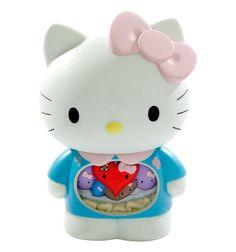©Dr. Romanelli, Sanrio, Medicom Toy - DRx / Hello Kitty, 2009.