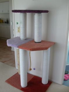 scratch tower tutorial - HOME SWEET HOME