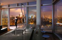 Imagine this view from your kitchen!?
