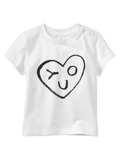 Gap   Love graphic short-sleeve T