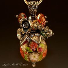 pendant using focal bead