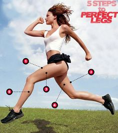 5 Exercises for Perfect Legs