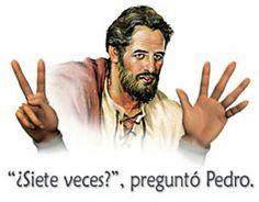 Carlos Martínez M_Aprendiendo la Sana Doctrina: ¿CUANTAS VECES DEBO PERDONAR?