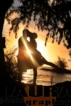 Love a good silhouette shot!