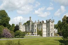 Cabra Castle, Co. Cavan Ireland (staying at this one too)