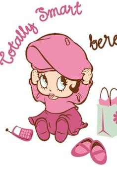 baby betty boop | Betty Boop as Baby, Child or Teen