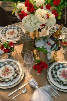 56 Best Table Settings For Every Occasion Images Dish Sets