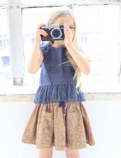 Carmen Top + Anais Skirt