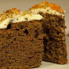 Hét recept voor de Bagels & Beans carrot cake