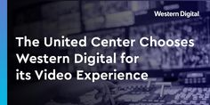 """Western Digital Data Center Solutions on LinkedIn: """"When people think about the Chicago Bulls or Chicago Blackhawks, data storage is probably not the first thing that comes to their minds. Storage arrays power a key aspect of the in-person fan experience: Chicago Blackhawks, Chicago Bulls, Digital Data, United Center, Challenge, Mindfulness, Key, Storage, People"""