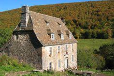 Maison d'hôtes La Roussière dans le Cantal, au coeur de l'Auvergne