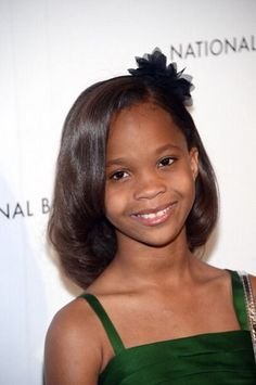 9-Year-Old Quvenzhané Wallis Gets Nominated for an Oscar & You Thought Your Kid Was Talented