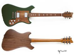 Check out Sustainable guitars - great idea!
