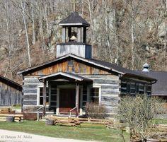 Heritage Farm Village Church Huntington WV Wedding Chapelsorg