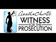 """Promo  Agatha Christie's""""Witness for the Prosecution"""" 2014 All An Act Theatre Productions, Erie PA"""