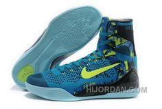 best authentic f2c5c b67b6 Buy Cheap Nike Kobe 9 High 2015 Blue Green Mens Shoes New Release EWtwHk,  Price: $99.31 - Air Jordan Shoes, Michael Jordan Shoes